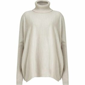 All Saints Koko Wrap Jumper