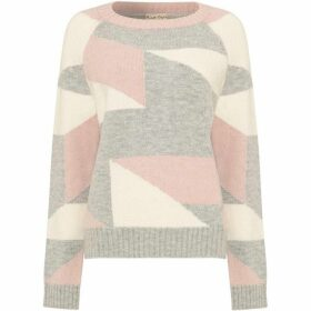 Phase Eight Calla Geo Knit Jumper
