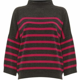 Phase Eight Shanelle Stripe Knit Jumper