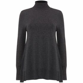 Phase Eight Suzie Swing Roll Neck Knit Jumper