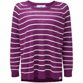 Tog 24 Hicks Womens Cotton Crew Jumper