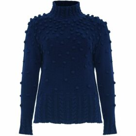 Damsel in a Dress Brionee Bobble Knit Jumper