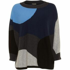 Phase Eight Carlie Camouflage Jacquard Jumper