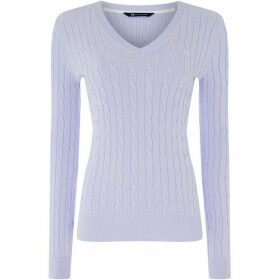 Crew Clothing Company Summer Cable Jumper
