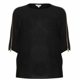 Studio 8 Addie Knit Zip Jumper