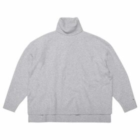 Tommy Jeans Oversized Turtleneck Jumper