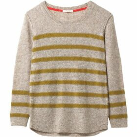 White Stuff Forager Stripe Jumper