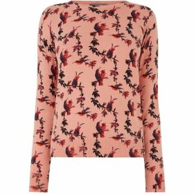 Oasis Gracie Chirping Bird Jumper