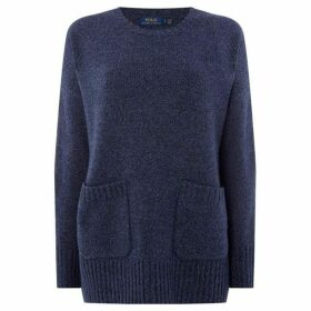 Polo Ralph Lauren Long Sleeve Pocket Jumper