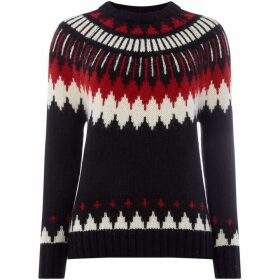 Polo Ralph Lauren Exploded Fairisle Knitted Jumper