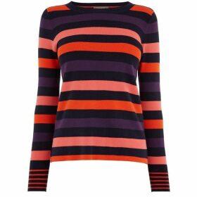 Oasis Clara Stripe Jumper