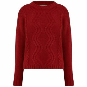 Oasis Hayley Chunky Cable Jumper