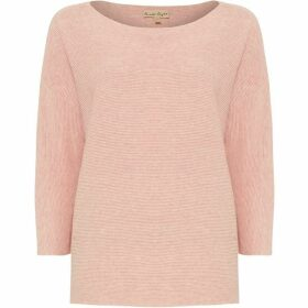 Phase Eight Piera Ripple Stitch Knit Jumper
