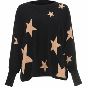 Phase Eight Suzette Star Jacquard Jumper