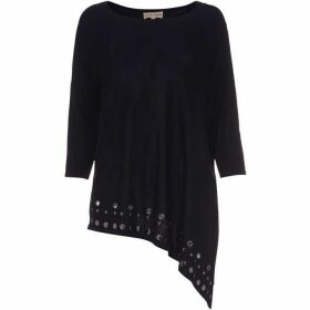 Phase Eight Bobbi Stud Hem Knit Jumper