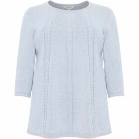 Studio 8 Hazel Cable Knit Jumper