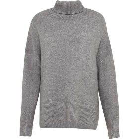 French Connection Nina Knit High Neck Jumper