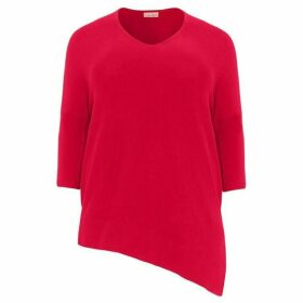 Studio 8 Amelie Asymmetric Knit Jumper