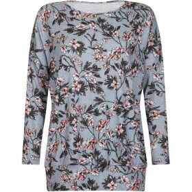 Mela Flower Print Jumper