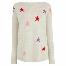 Oasis Niamph Star Jumper