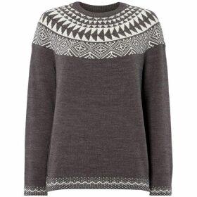 Maison De Nimes Nordic Knit Jumper