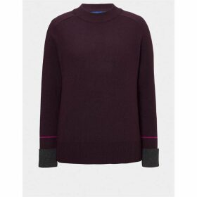 Winser London Double Faced Sporty Jumper