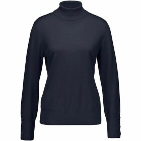 Basler Wool Roll Neck Jumper