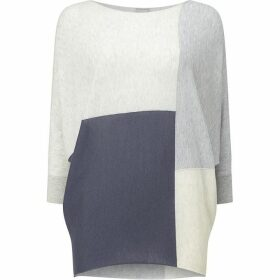 Phase Eight Colour Block Becca Batwing Jumper