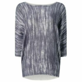 Phase Eight Space Dye Print Becca Batwing Jumper