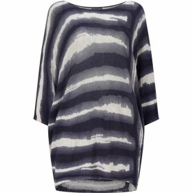 Phase Eight Tie Dye Becca Batwing Jumper
