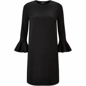 James Lakeland Tulip Sleeve Knitwear Dress