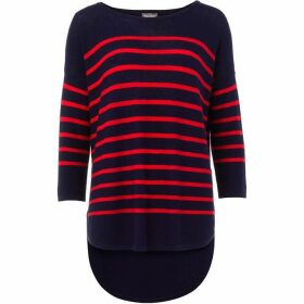 Phase Eight Breton Stripe Megg Knitted Jumper