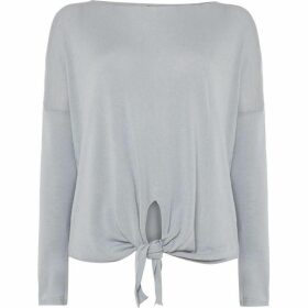 Phase Eight Jolanda Tie Front Knitted Jumper