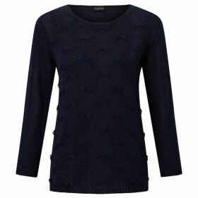 James Lakeland Bow Knit Jumper