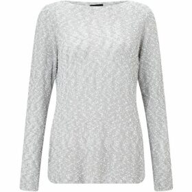 James Lakeland Salt And Pepper Jumper
