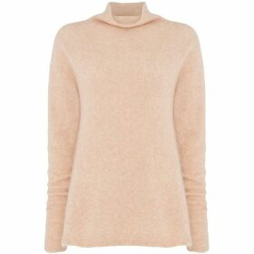 Second Female Knitted Long Sleeved Jumper