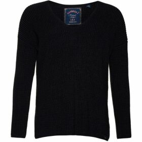 Superdry Almeta V-Neck Knit Jumper