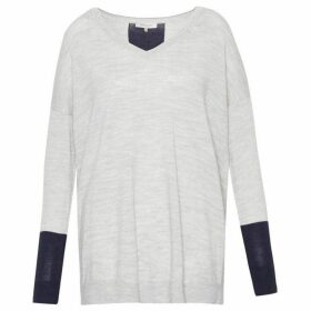 Great Plains Mumbles Merino V Neck Jumper