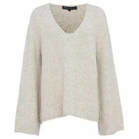French Connection Urban Flossy Melange Knit Jumper