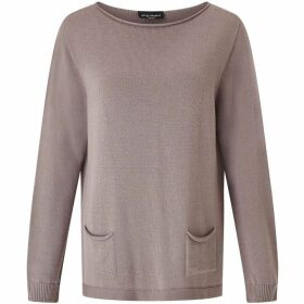James Lakeland Pockets Knit Jumper