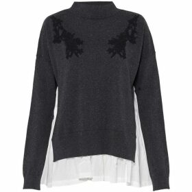 French Connection Spring Alice Lace Jumper
