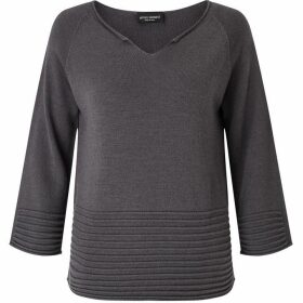 James Lakeland V Neck Knit Jumper