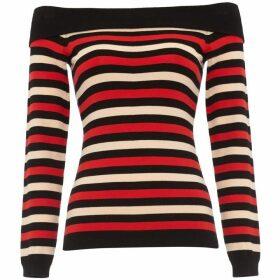 Damsel in a Dress Saskia Stripe Knitted Jumper