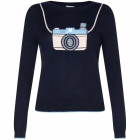 Yumi Retro Camera Jumper