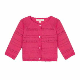 Catimini Baby Girl Knit Cardigan