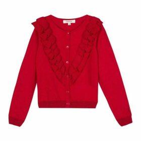 Catimini Kid Girl Knit Cardigan