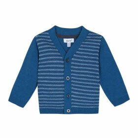 Absorba BABY BOY CARDIGAN ROYAL BLUE