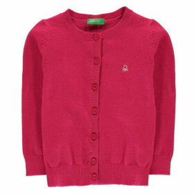 Benetton Logo Cardigan