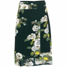 Phase Eight Chrissy Botanical Print Skirt