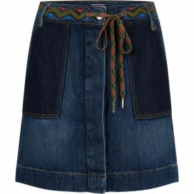 Tommy Hilfiger Aspen Denim Skirt